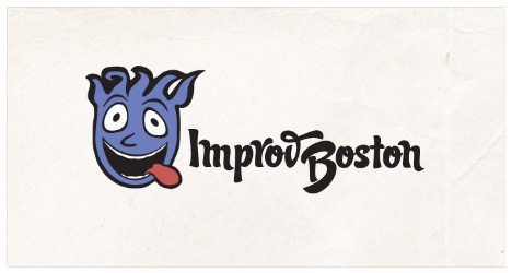 Improv Boston Logo